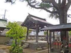 西福寺鐘楼