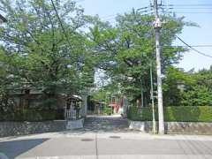 観音院山門