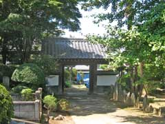 真東寺山門