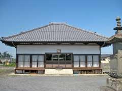 智徳寺本堂