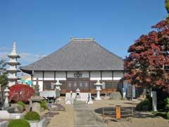 勝輪寺本堂
