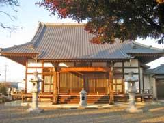 楊林寺本堂