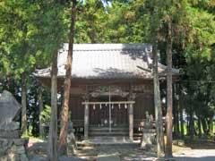 駒衣稲荷神社