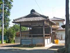 駒衣稲荷神社神楽殿