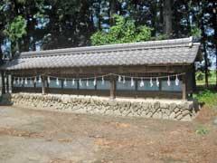 駒衣稲荷神社境内社