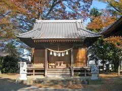 児玉神社拝殿
