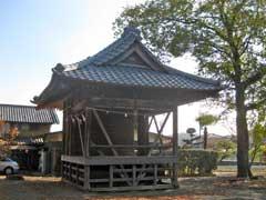 児玉神社神楽殿