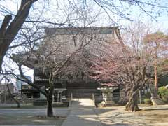 勝願寺本堂