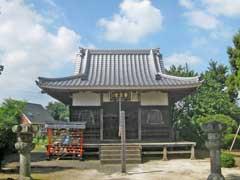 清法寺薬師堂
