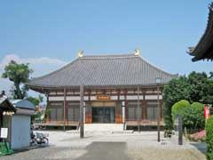 宝持寺本堂