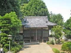 満願寺大御堂