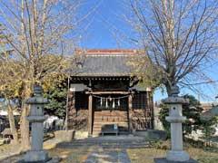 鎌塚八幡神社