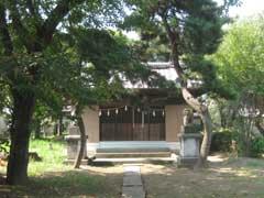 宮登神社拝殿
