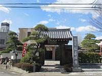 松巌寺山門