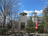 松巌寺本堂