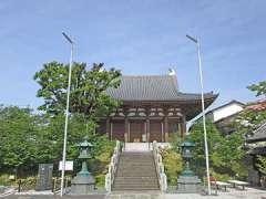 石上寺本堂