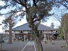 白林寺本堂