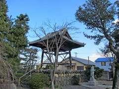 白林寺鐘楼
