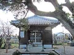 白林寺観音堂