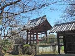 長慶寺鐘楼