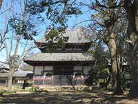 集福寺三門