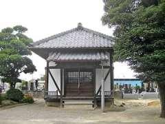 長福寺毘沙門堂