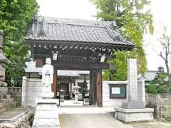 永福寺山門