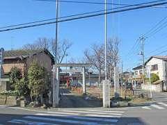 伊奈利神社(原島)
