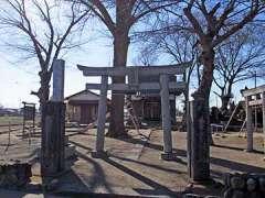 三島神社(原島)鳥居