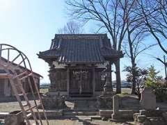 三島神社(原島)