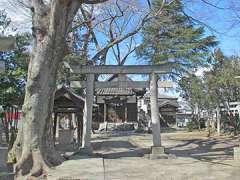 浅間神社(広瀬)鳥居