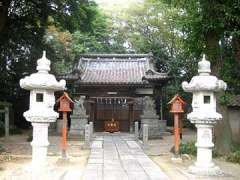 古宮神社拝殿