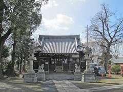 赤城久伊豆神社