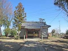 雀神社(柿沼)