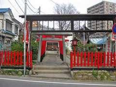 八坂神社宇佐稲荷社