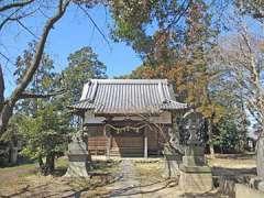 川北神社社殿