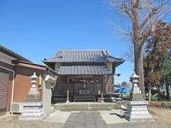 三幸神社社殿
