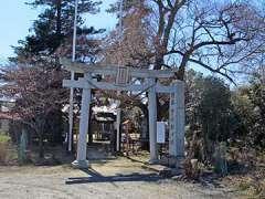 豊布都神社鳥居