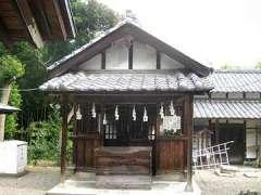 境内社諏訪神社