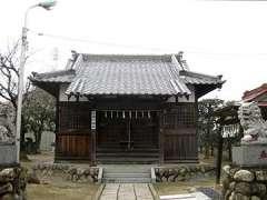 肥塚伊奈利神社