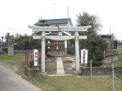 境外摂社熊野神社・辛神社