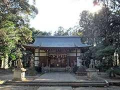 八幡神社(三ケ尻)