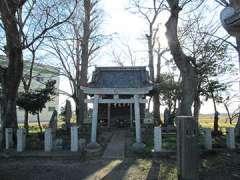 田中神社社殿
