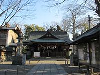 髙城神社社殿