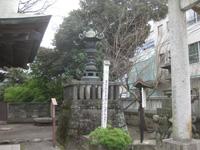 高城神社常夜燈