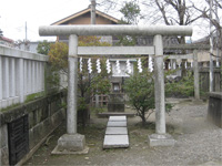 髙城神社境内社