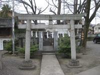 髙城神社天神社
