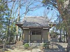湯殿大神社(奈良新田)