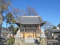 大雷神社(新島)
