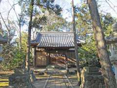 赤城神社(大麻生)